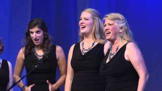 sweet adelines international competition 2015 the four get me nots quartet