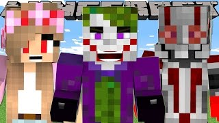 Minecraft : EVIL LITTLE KELLY ESCAPES!!
