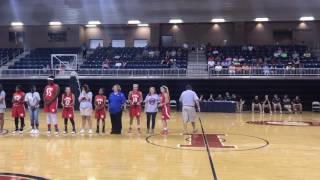 NEMBCA 1A-2A Girls All-Star Game Highlights June 3, 2017 from Itawamba CC Fulton MS by MagnoliaHoops