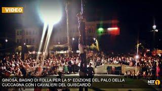 GINOSA, BAGNO DI FOLLA PER LA 5^ EDIZIONE DEL
