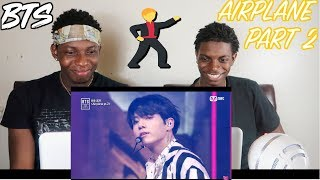 방탄소년단 - Airplane Part.2 (BTS - Airplane Part.2) │BTS COMEBACK SHOW 180524 - REACTION