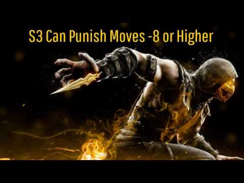 Scorpion Hellfire Guide - Mortal Kombat X