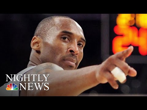 The Legacy Of NBA Legend Kobe Bryant | NBC Nightly News