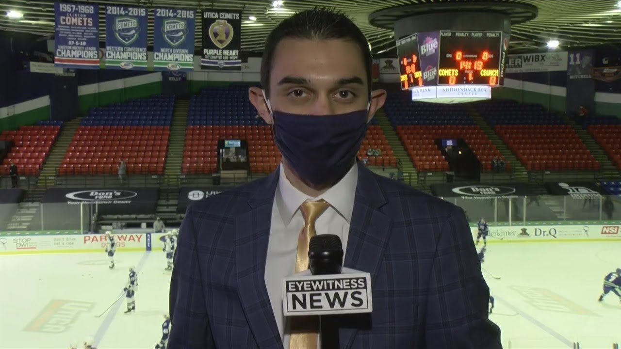 Utica Comets Game Preview - May 7, 2021