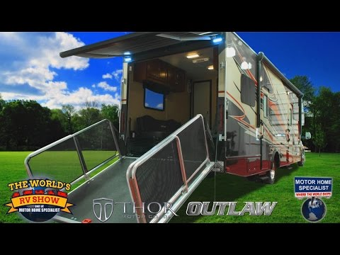 Diesel Toy Haulers, RVs, & Motorhomes! Class C Motorhome Super C RV Review