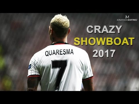 Ricardo Quaresma ● Crazy Showboat Skills 2017 | HD