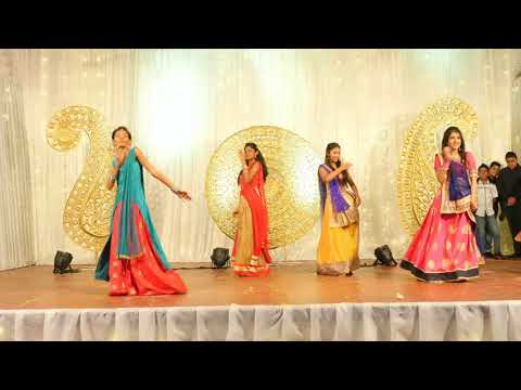 Sangeet - Groom side dance