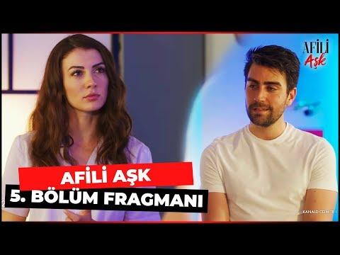 AFİLİ AŞK 5. BÖLÜM FRAGMANI | ROMANTİK KOMEDİ ÇİFTİ
