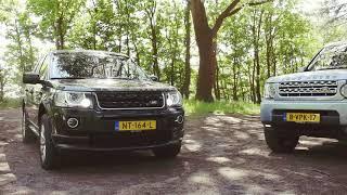 Rida Land Rover collectie