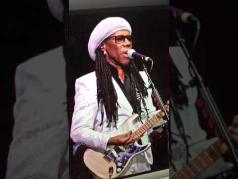 Nile Rodgers Having Fun Playing Over The Changes To A Song Kimberly