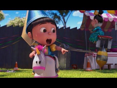 Despicable Me  Full-  Agnes Memorable Moments  Hd