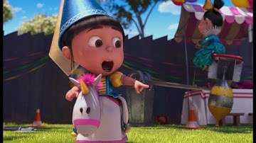 Despicable Me  Full-  Agnes Memorable Moments  Hd