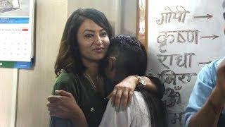 झरना थापाकी डाइहर्ट फ्यान, जसले हरेक फिल्मको नाम रगतले लेखेकी छन् | Jharana Thapa Fan
