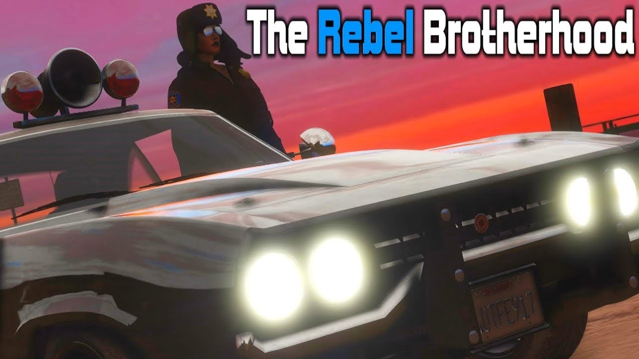TRB #24 - Who's Sam Savage's Father?!   Retro GTA V RP
