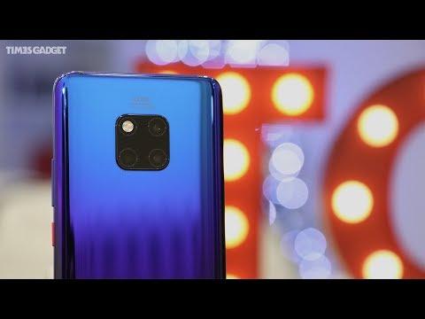 Huawei Mate 20 Pro dopo 1 mese di utilizzo. Pregi e difetti
