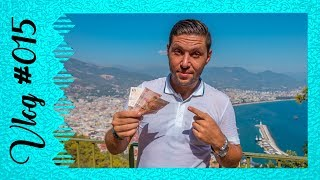 Is Alanya, Turkey cheap? 10 Euro travel day challenge...