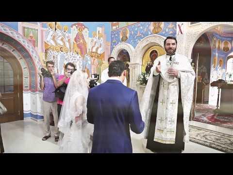 Видео для Дарьи Пынзарь Венчание Готовое видео