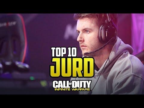 TOP 10 Jurd Moments in Infinite Warfare