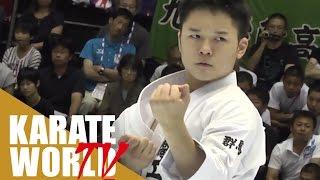 Interscholastic Athletic Meet Karatedo - 第43回全国高等学校空手道選手権大会[Trailer]