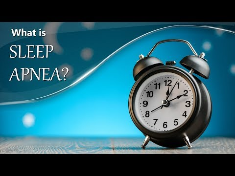What is Sleep Apnea? | #aumsum