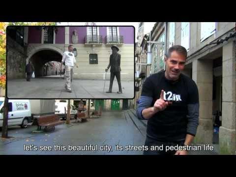 PONTEVEDRA Viajando con Diego - Pontevedra, Poio, Combarro, Marin...