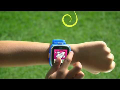 VTech Kidizoom Smartwatch DX TV Commercial