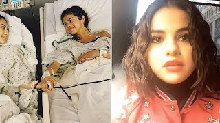 Selena gomez speaks out on her lupus & shares an inspirational message for fans! subscribe daily uploads of celebrity snapchat instagram story videos :)