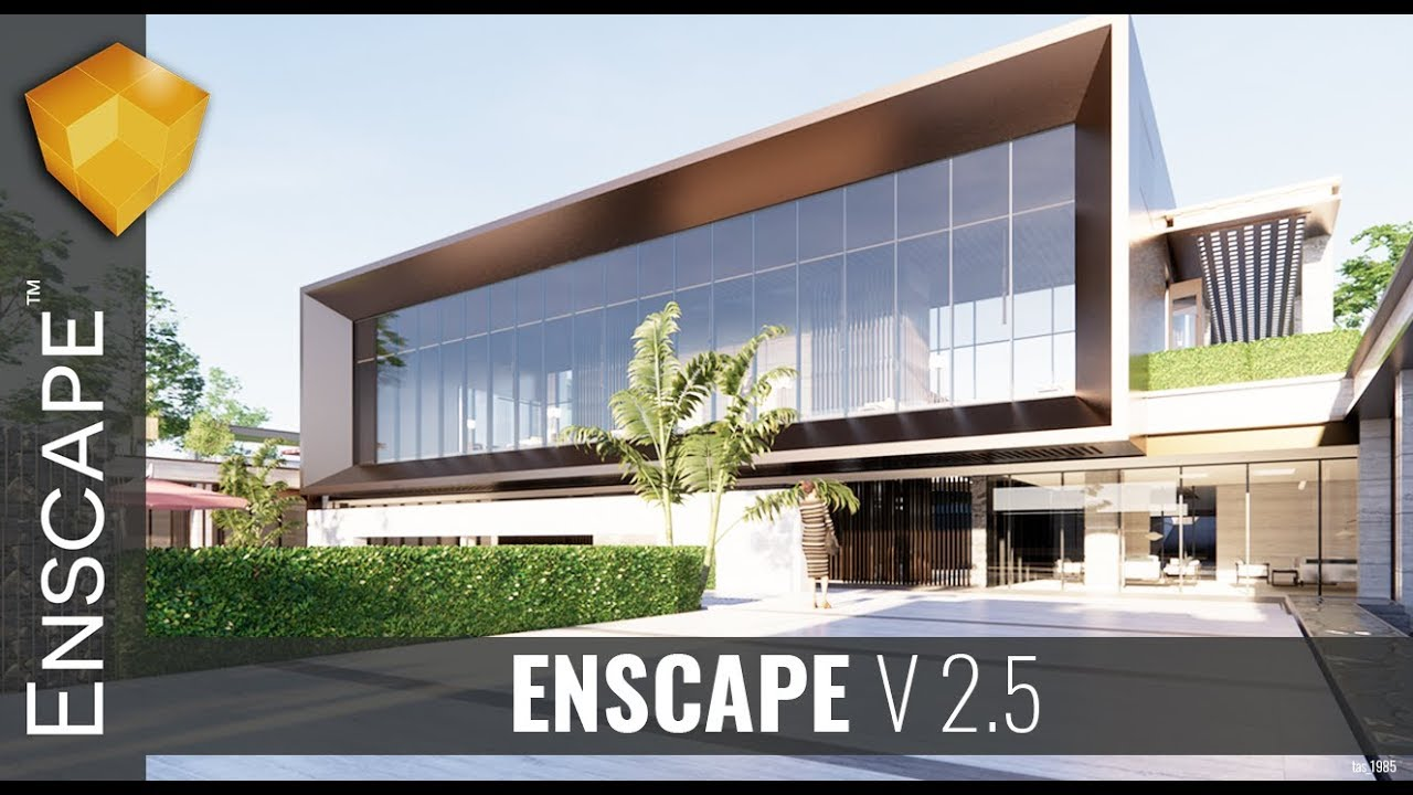 New Version Overview: Enscape 2 5 is now live!