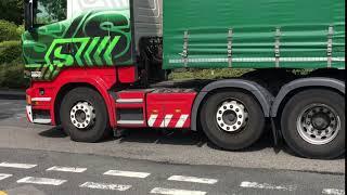Eddie Stobart Scania R450 H5047