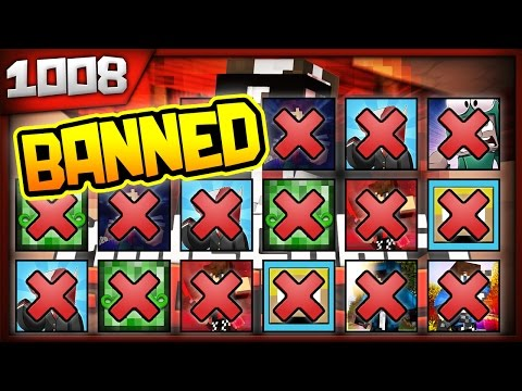 Minecraft FACTIONS Server Lets Play - 25 000 PEOPLE BANNED!! - Ep. 1008 ( Minecraft Faction )