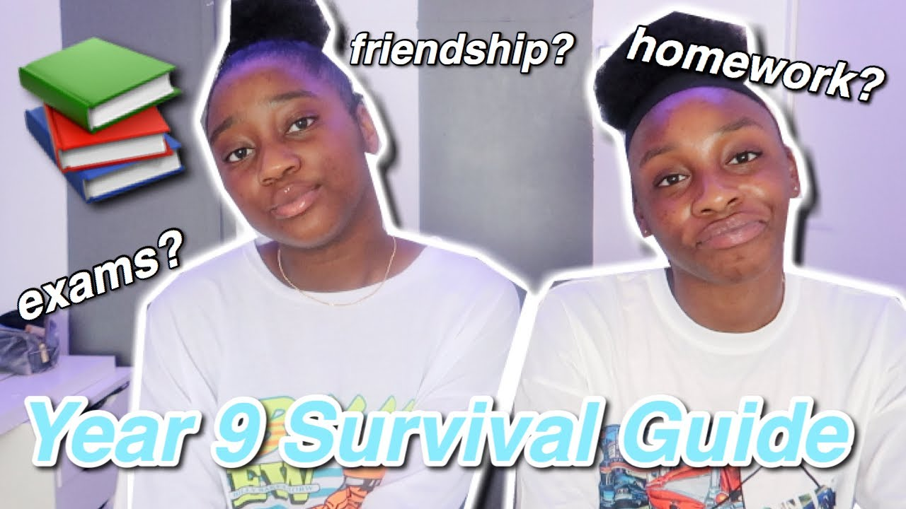 TIPS on how to make being in YEAR 9 BANG| YEAR 9 SURVIVAL GUIDE!