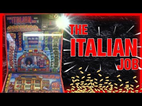 Italian Job Slot Machine
