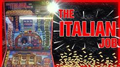 Italian Job Fruit Machine gameplay streaks