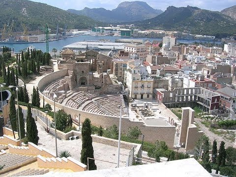 Places to see in ( Murcia - Spain ) Cartagena