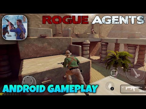 ROGUE AGENTS - ANDROID GAMEPLAY ( ULTRA GRAPHICS )