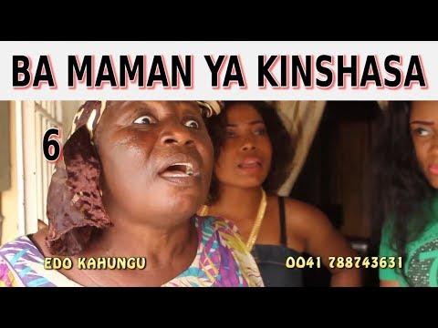 BA MAMAN YA KINSHASA Ep 6 Fin Theatre Congolais avec Makambo,Daddy,Diana,Barcelon,Maman Top