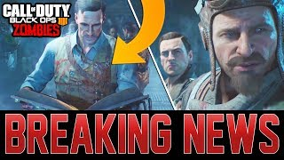 THIS CHANGES EVERYTHING! HUGE BLACK OPS 4 ZOMBIES REVEALS + LEAKED INFO!