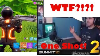 Summit gets Destroyed by Deagle!! Mitch Jones Rage Getting BAD!! - Fortnite Clips #2