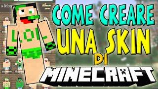 Come Creare Una Skin Di Minecraft Con Novaskin!