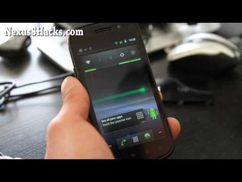 Rooted Android 2.3.6 OTA ROM For Nexus S!