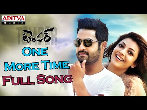 One More Time Full Song II Temper Movie ll Jr.Ntr, Kajal Agarwal
