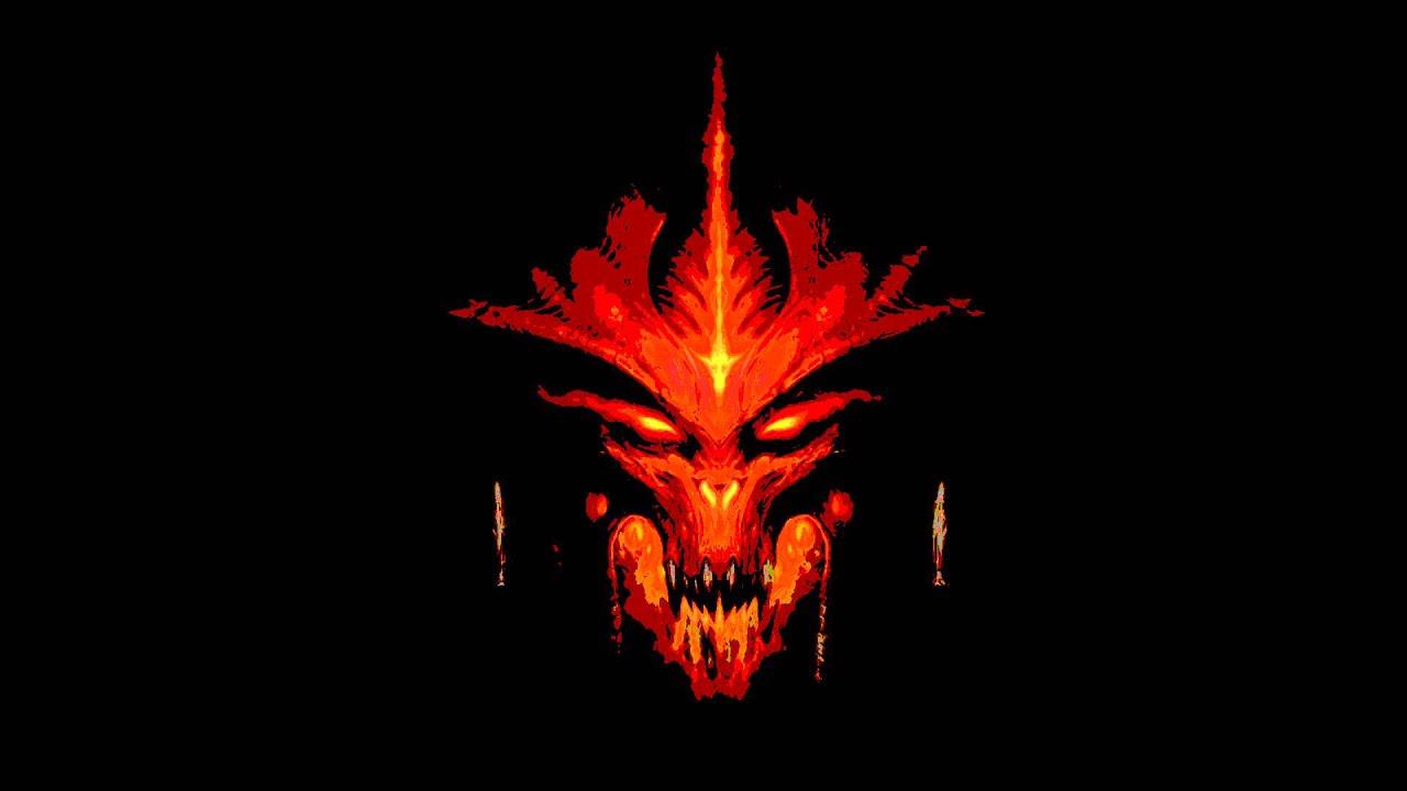 Devil Face Wallpaper For Kids