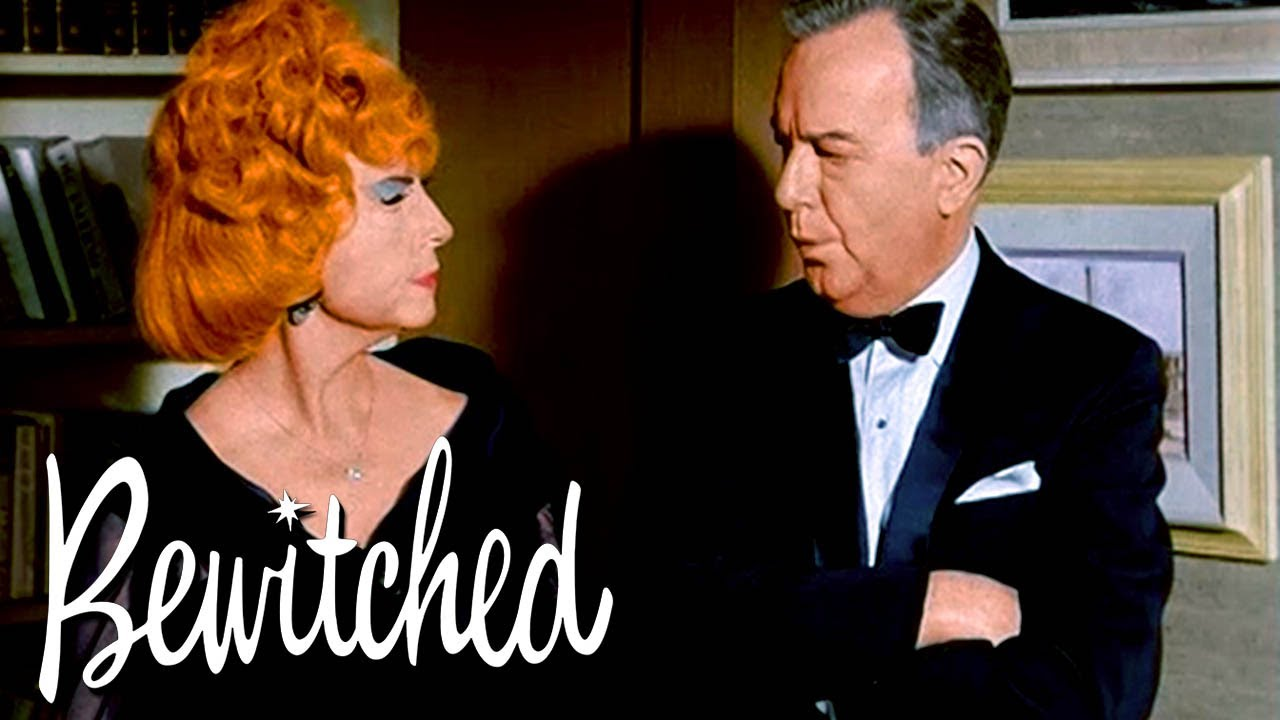 Samantha's Father Is Not Happy With Darrin | Bewitched
