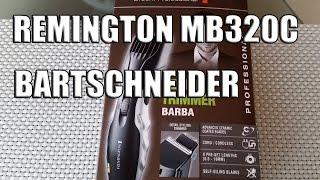 Remington MB320C Bartschneider