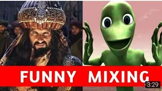 Khali Bali Funny Mix Version - Bollywood Songs Funny Mix Versions