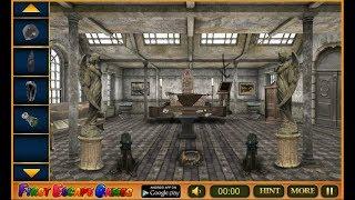 FEG Abandoned Medieval Palace Escape 2 Walkthrough [FirstEscapeGames]
