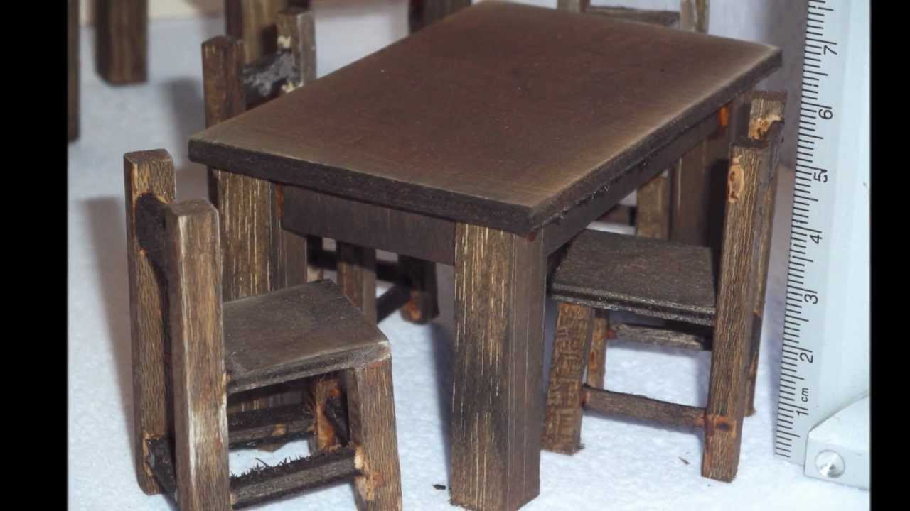 Tavoli e sedie per presepe 2013 youtube - Tavoli e sedie per gelateria ...