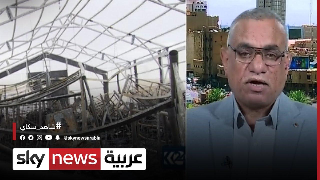 حمزة مصطفى: الهجوم مختلف لأنه تم بطائرة مسيرة وهذا تطور جديد  - نشر قبل 19 دقيقة