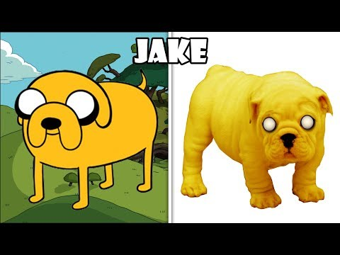 Adventure Time In Real Life 2017