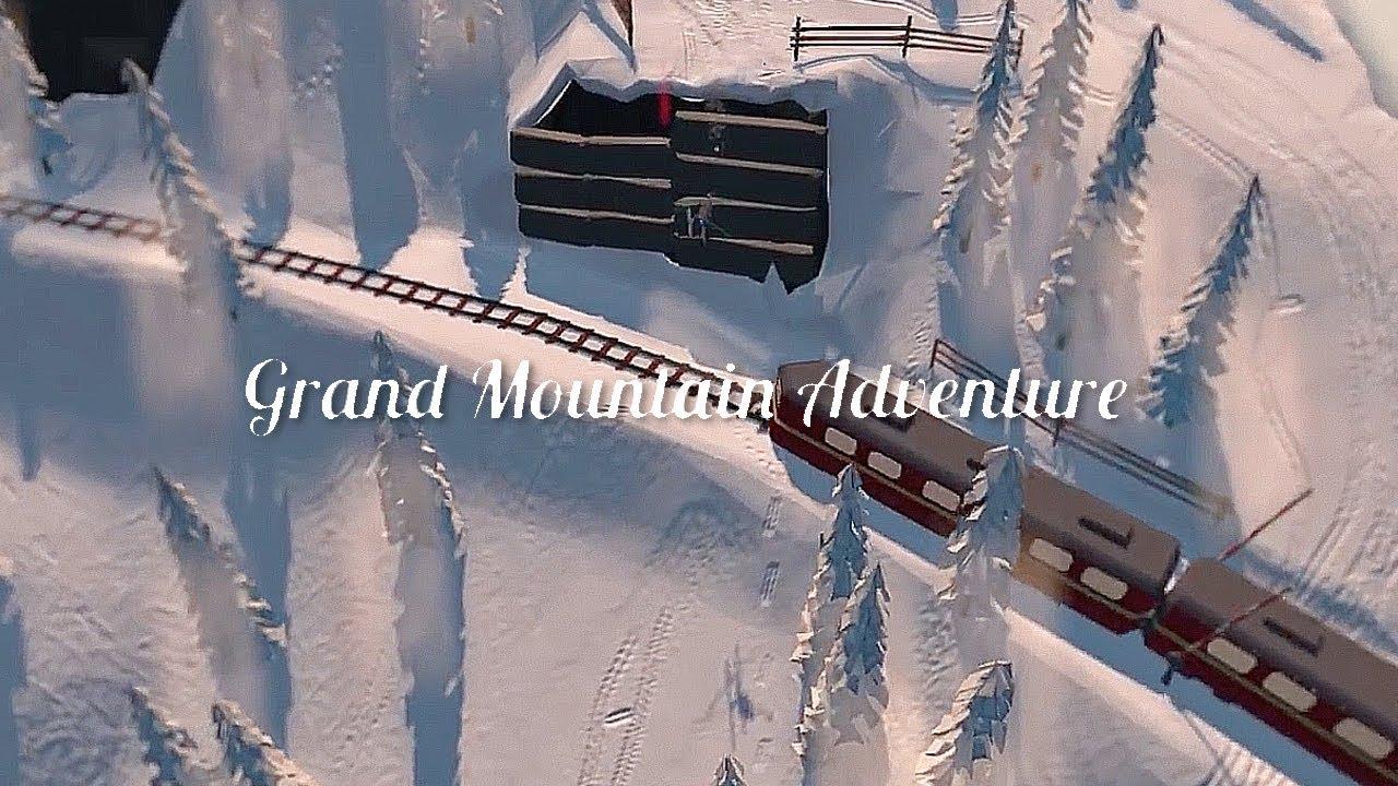 Beautiful Open World Ski Games - Grand Mountain Adventure ...